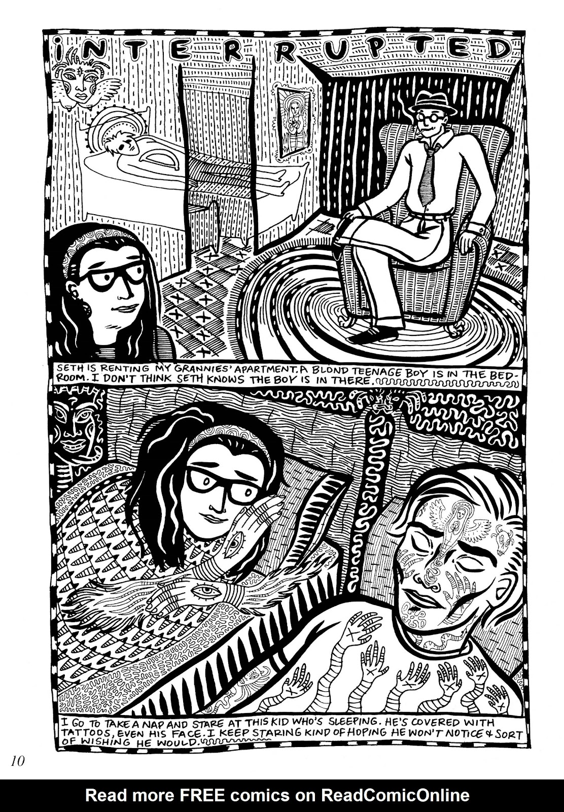 Drawn & Quarterly (1990) issue 8 - Page 12