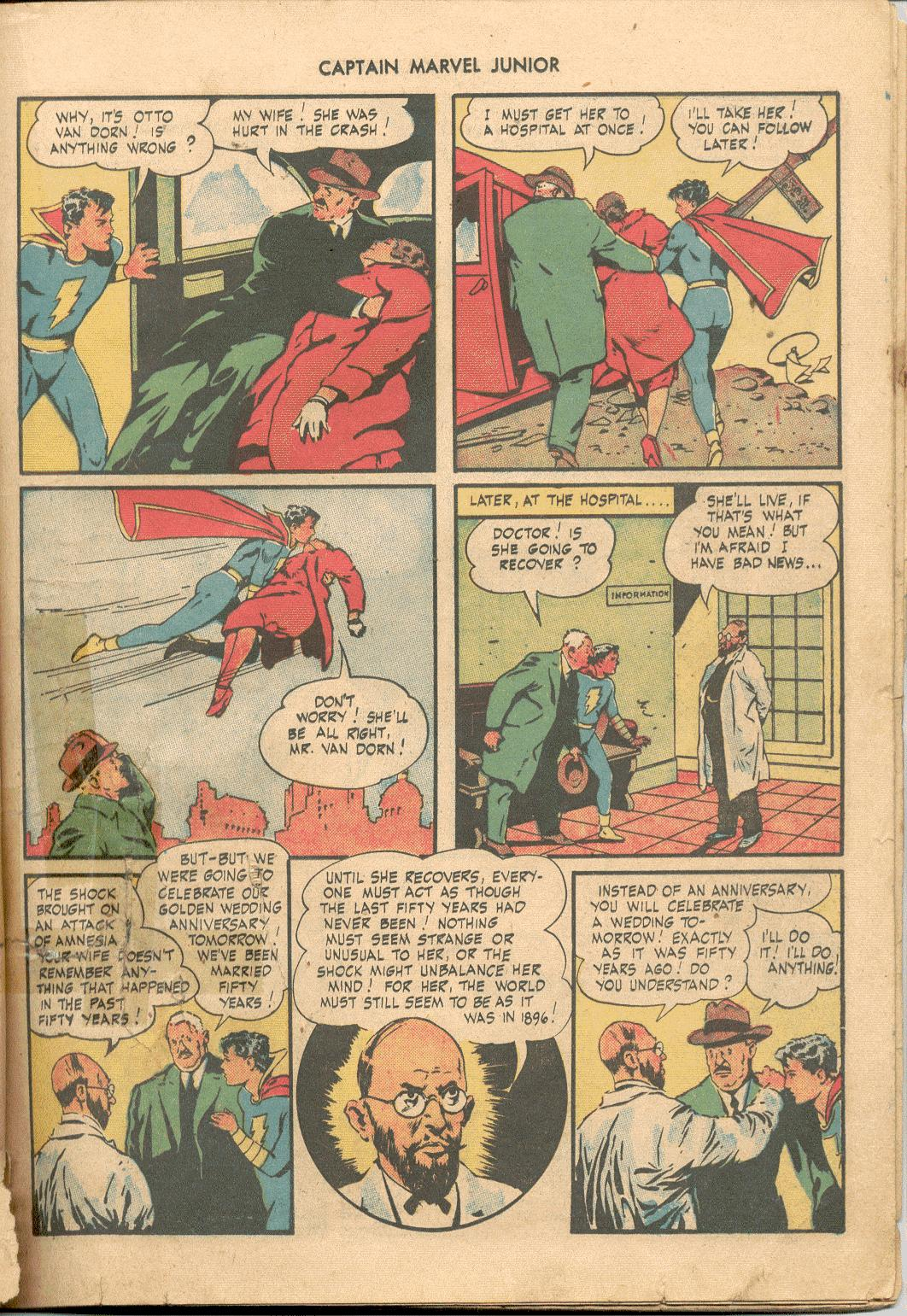 Captain Marvel, Jr. issue 38 - Page 14