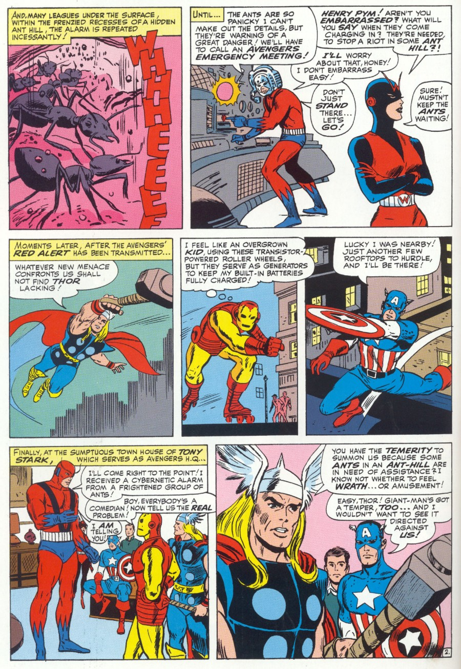 The Avengers (1963) 12 Page 2