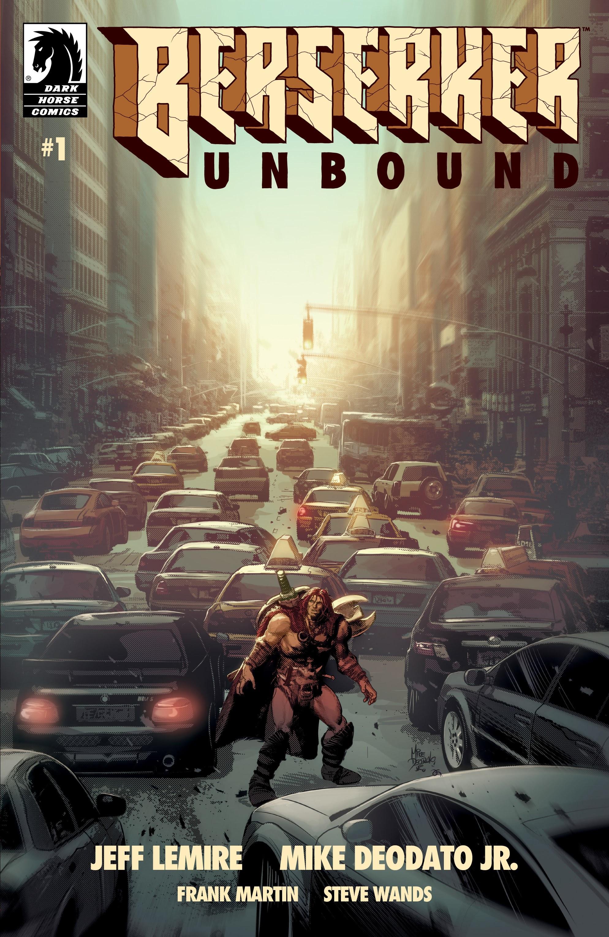 Berserker Unbound #1 #1 - English 2
