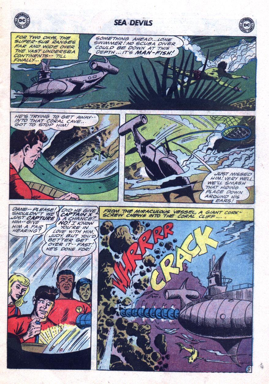 Read online Sea Devils comic -  Issue #24 - 12
