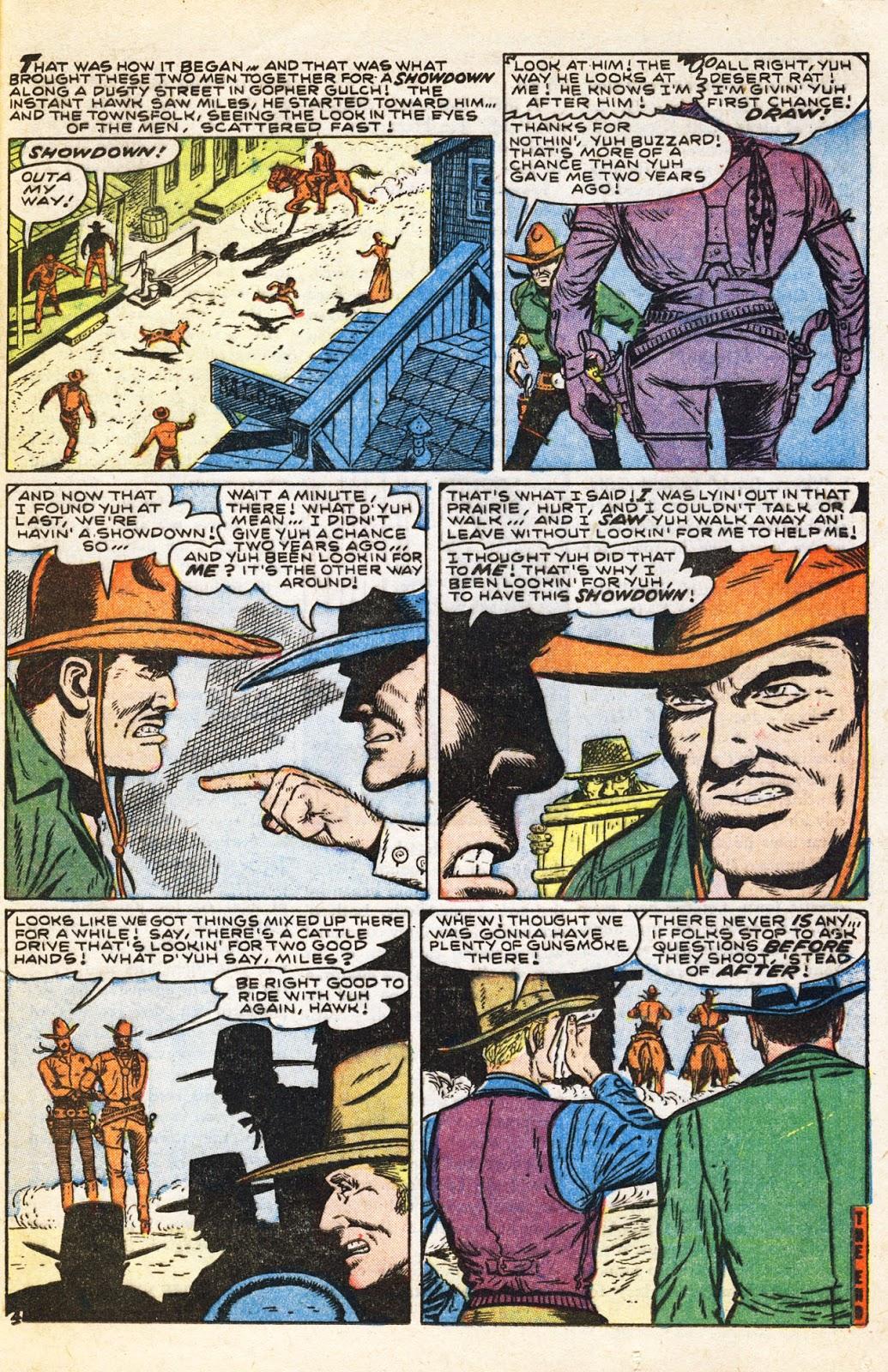 Gunsmoke Western issue 38 - Page 26
