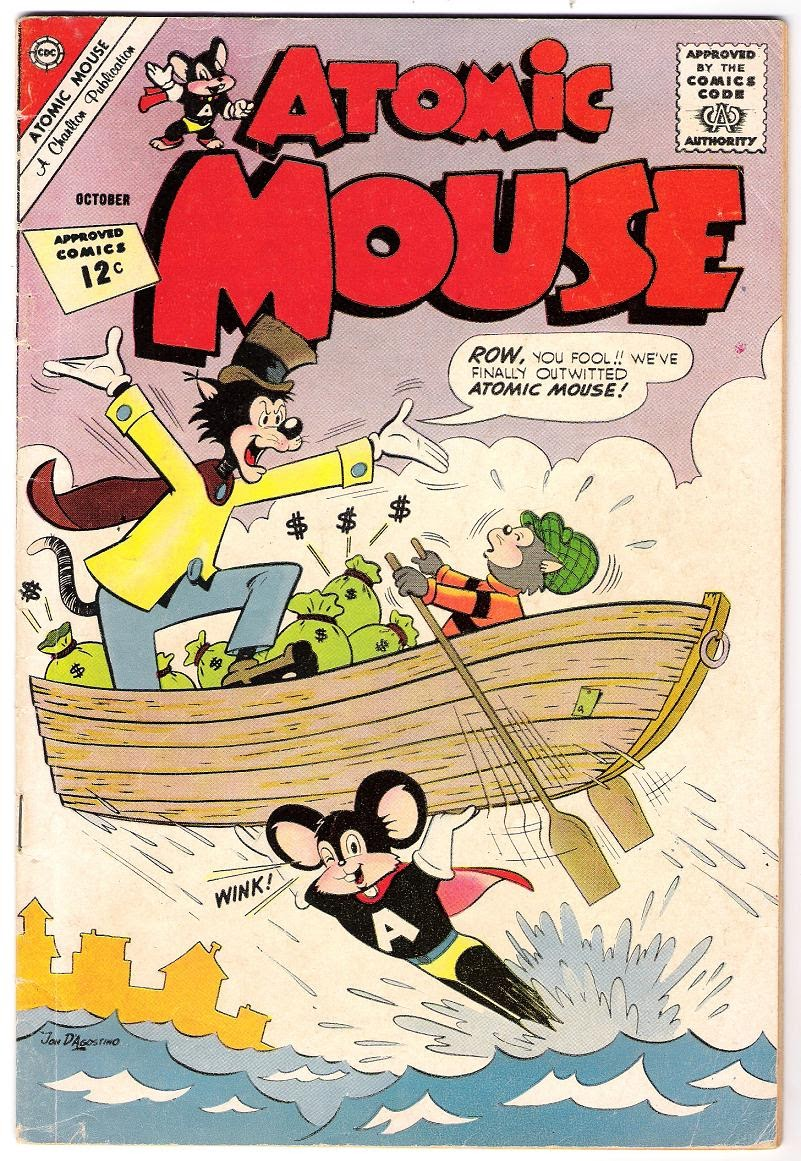 Atomic Mouse issue 50 - Page 1