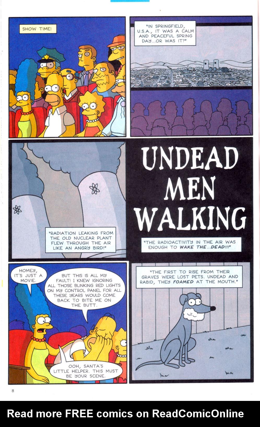 Read online Simpsons Comics Presents Bart Simpson comic -  Issue #20 - 25