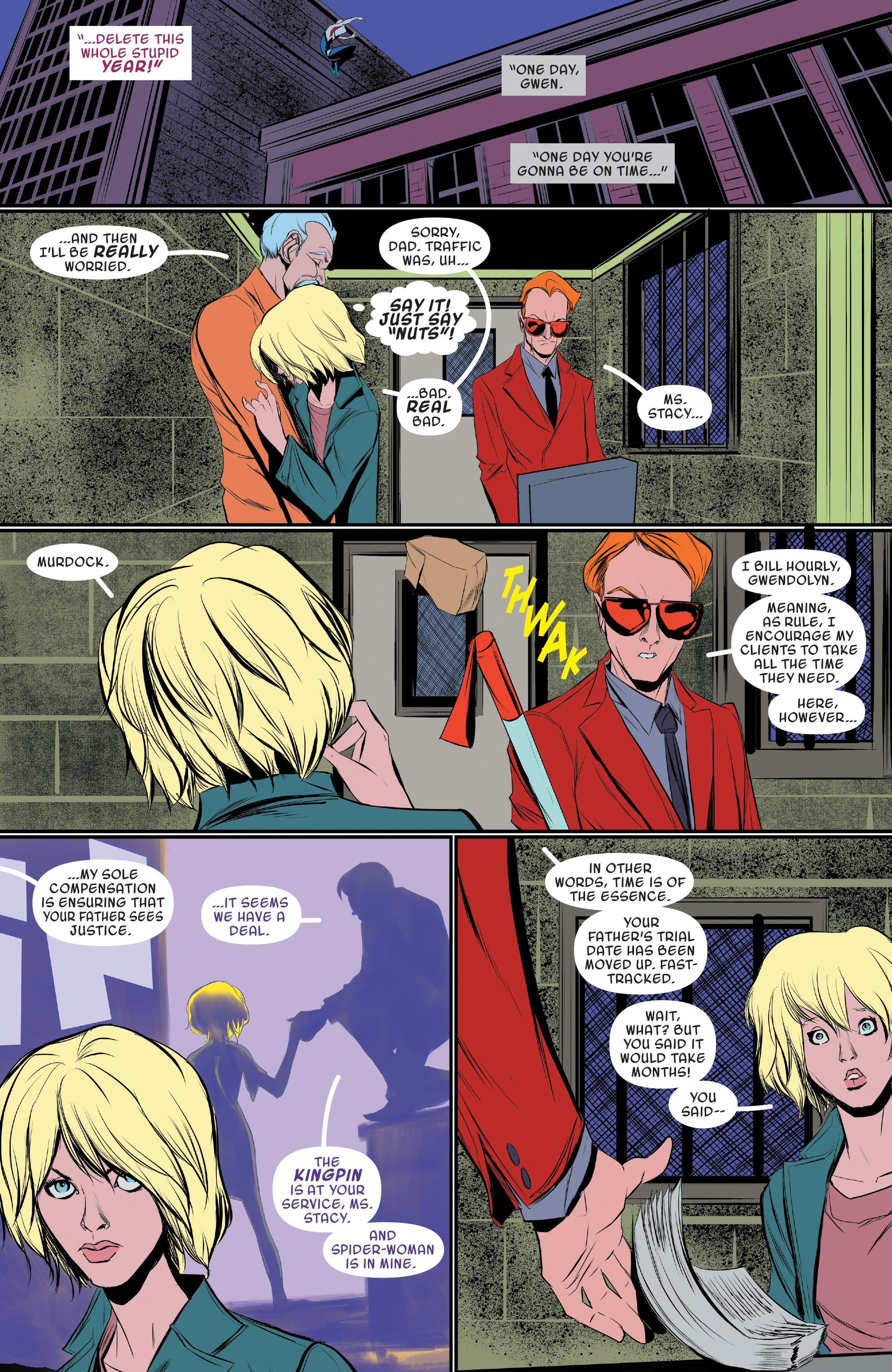 Read online Spider-Gwen [II] comic -  Issue #19 - 8