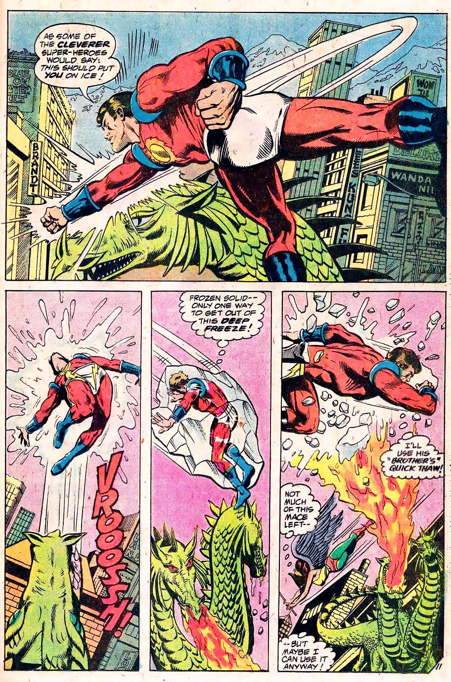 Read online Secret Society of Super-Villains comic -  Issue #7 - 12