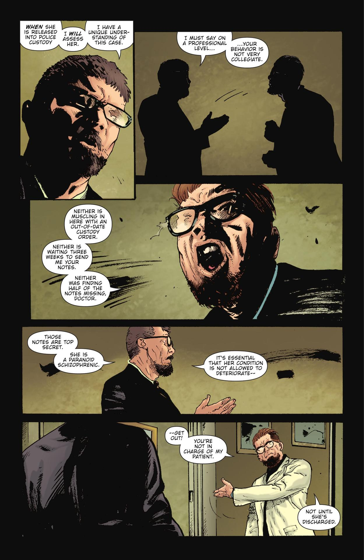 Read online The Girl Who Kicked The Hornet's Nest comic -  Issue # TPB - 131