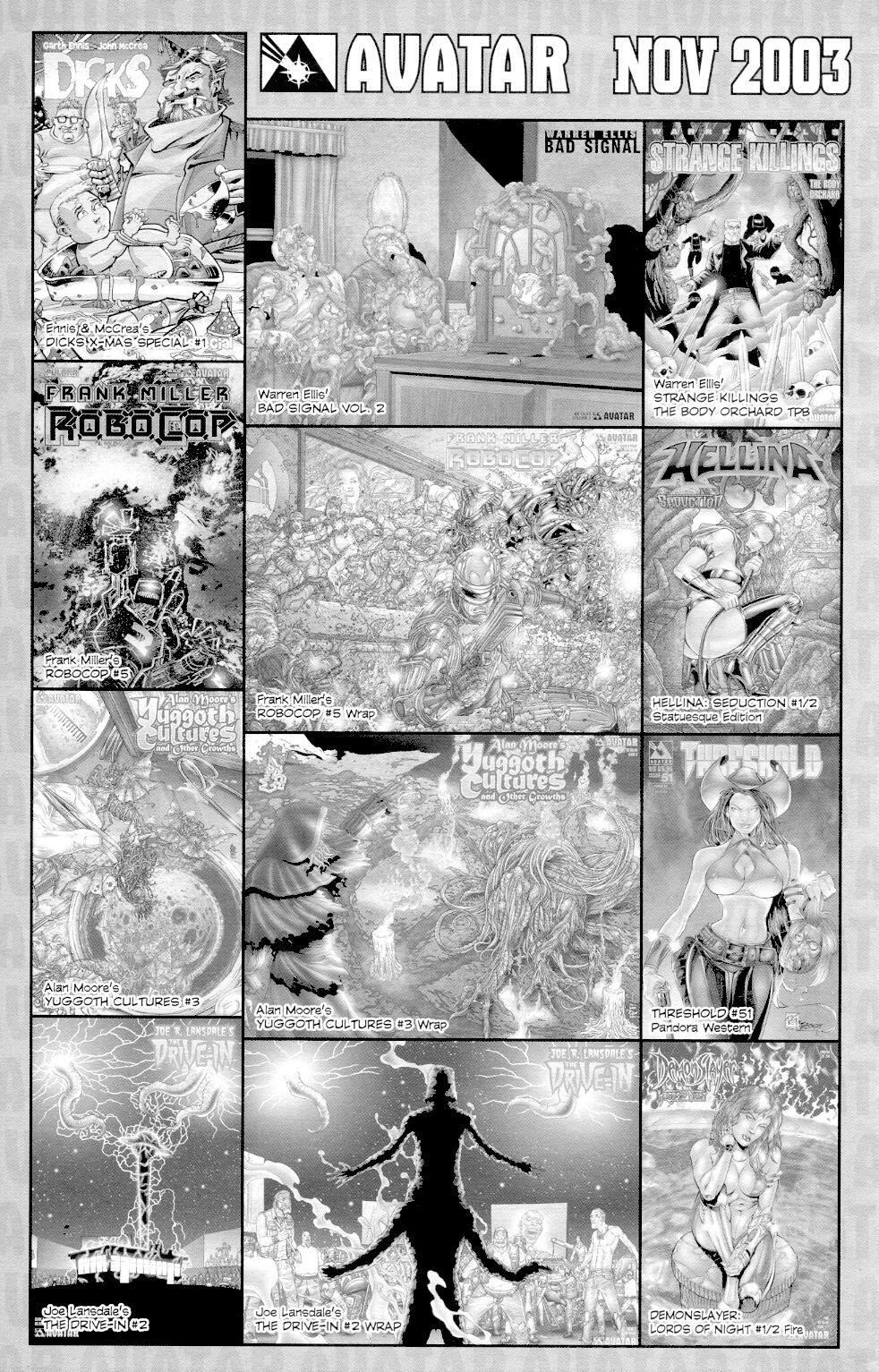 Read online Jungle Fantasy (2002) comic -  Issue #4 - 34
