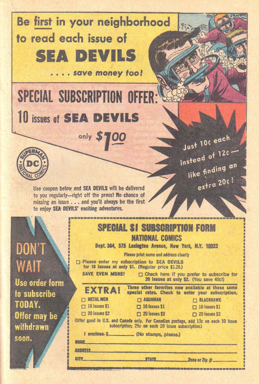 Read online Sea Devils comic -  Issue #16 - 23