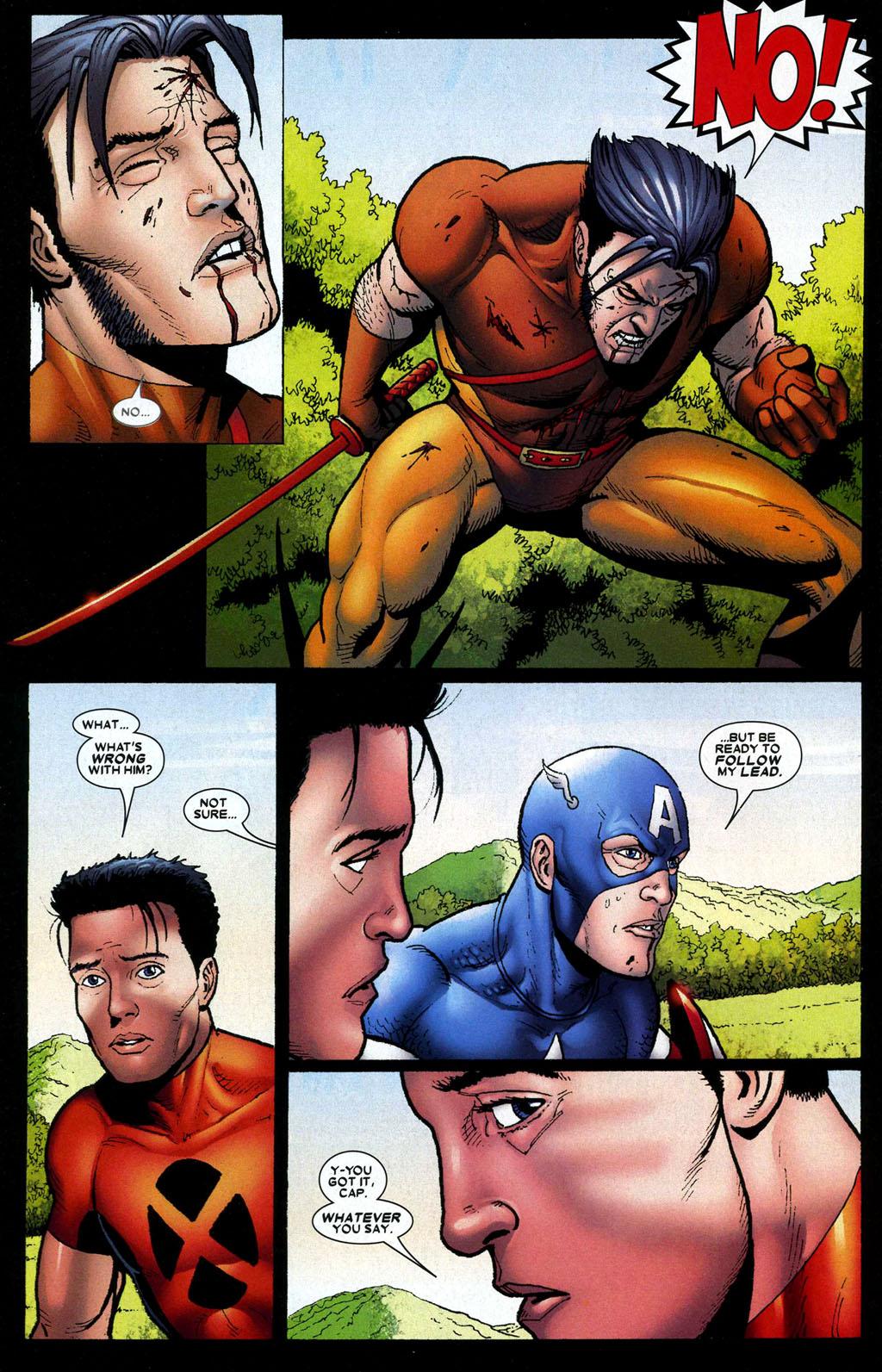 Read online Wolverine: Origins comic -  Issue #5 - 18