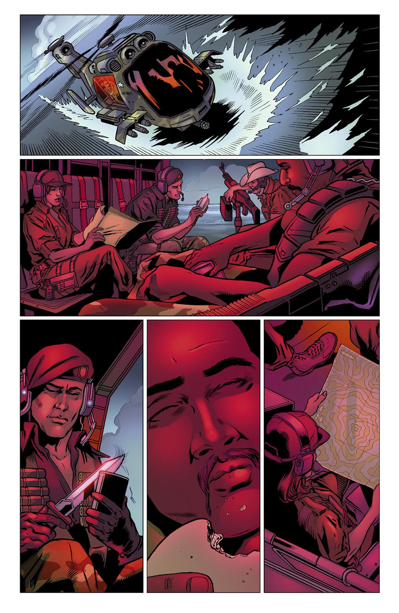 G.I. Joe: A Real American Hero 170 Page 12