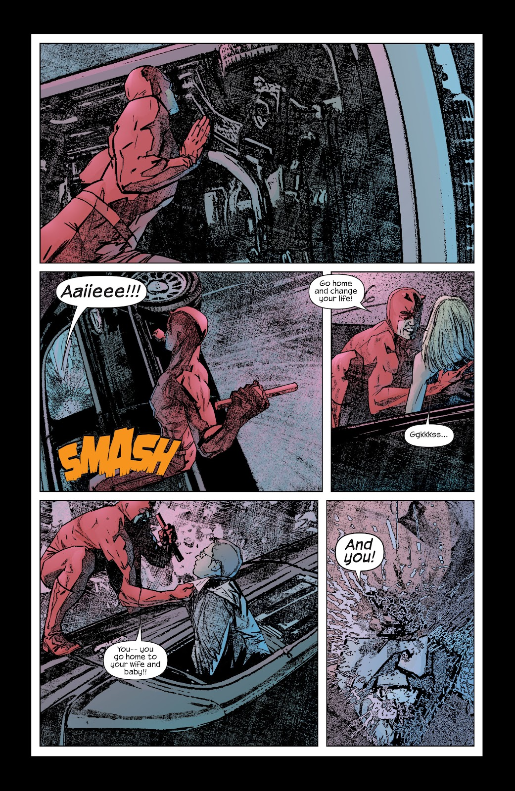 Read online Daredevil (1998) comic -  Issue # _Ultimate_Collection TPB 2 (Part 1) - 35