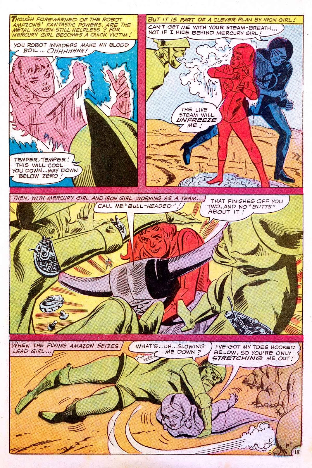 Metal Men (1963) issue 32 - Page 23