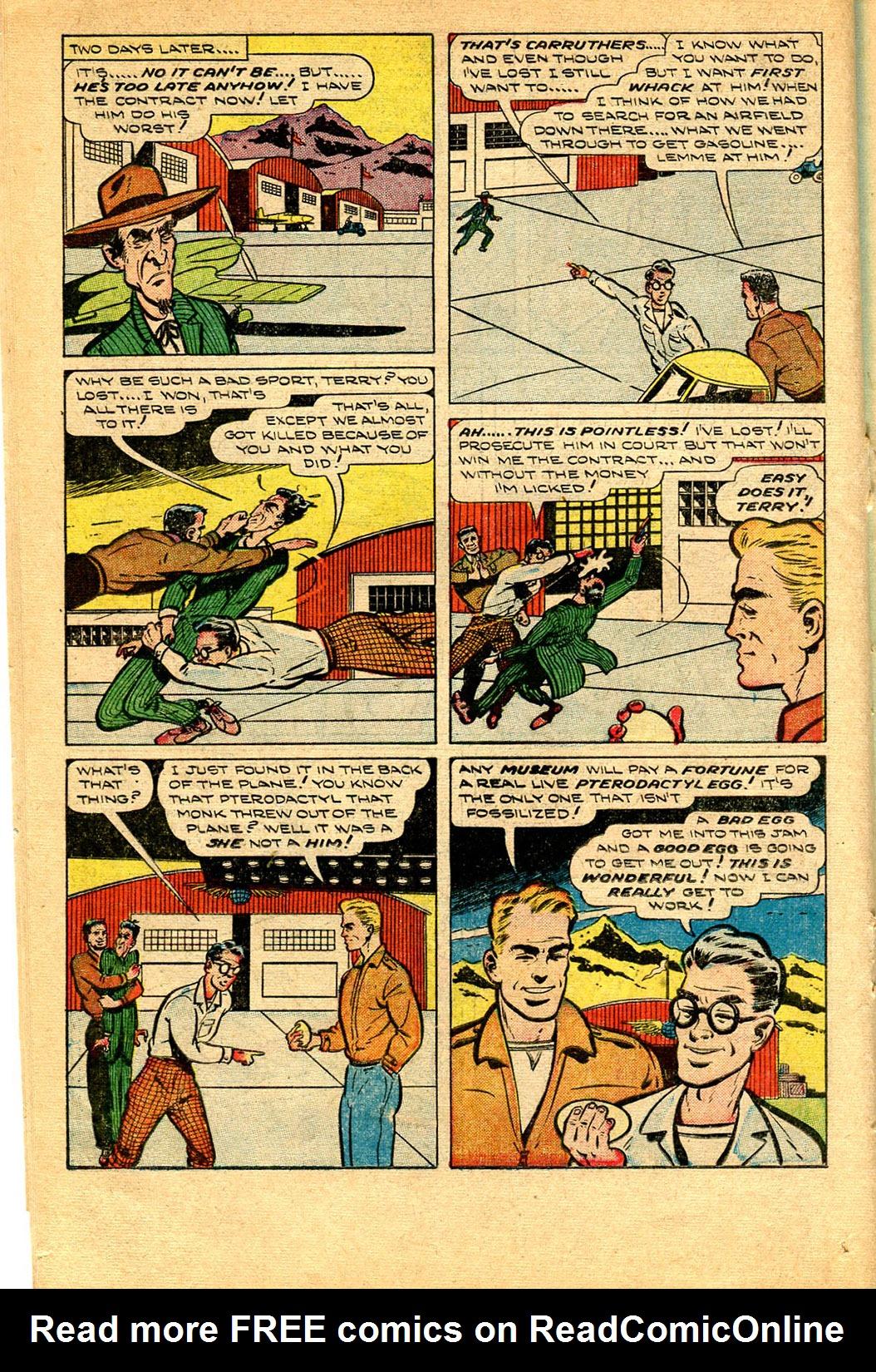 Read online Shadow Comics comic -  Issue #97 - 26