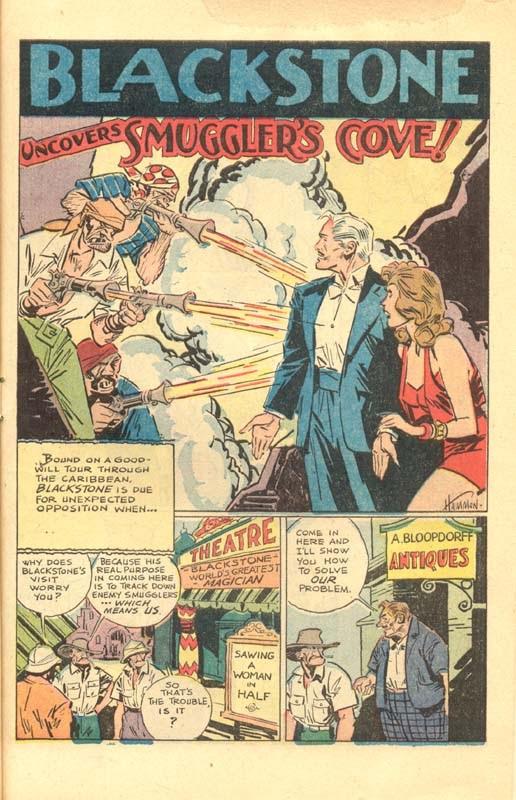 Super-Magician Comics issue 31 - Page 23