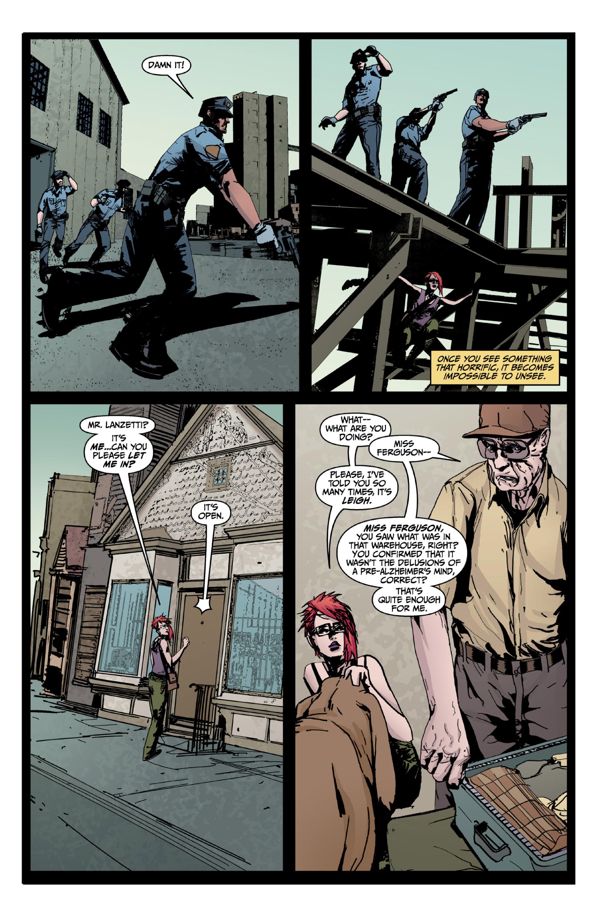 Read online X: Big Bad comic -  Issue # Full - 38