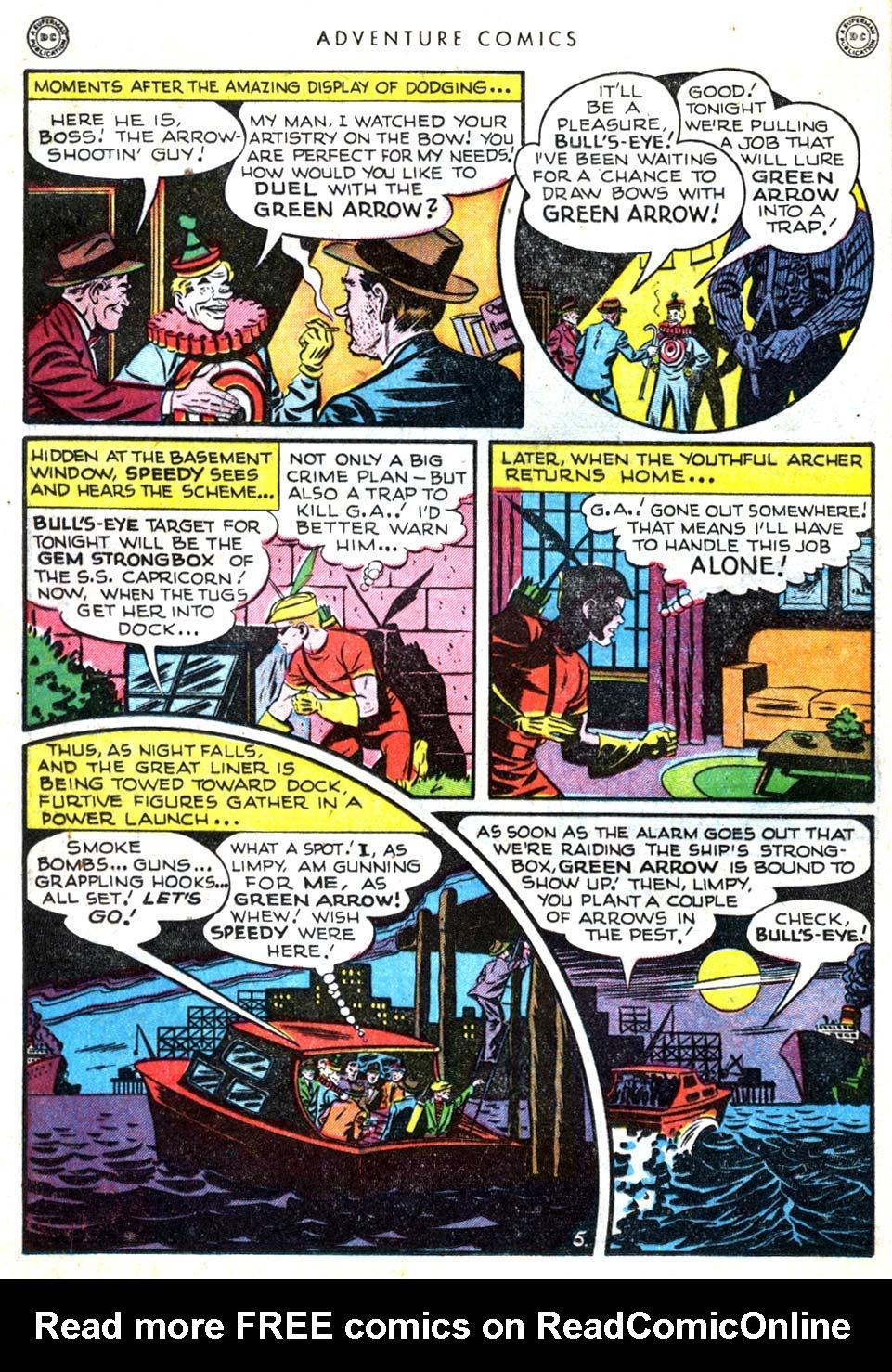 Read online Adventure Comics (1938) comic -  Issue #137 - 18