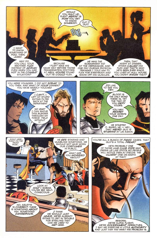 Read online Alpha Flight (1997) comic -  Issue #4 - 4