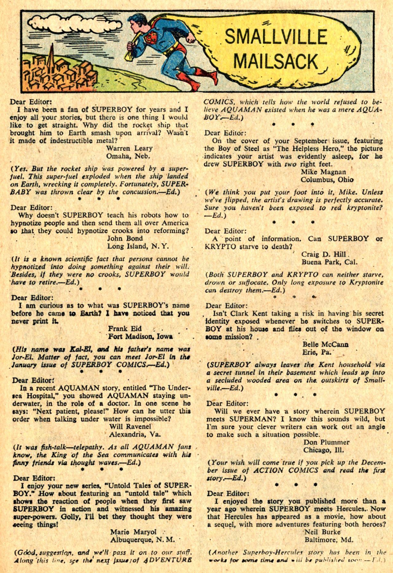 Read online Adventure Comics (1938) comic -  Issue #267 - 24