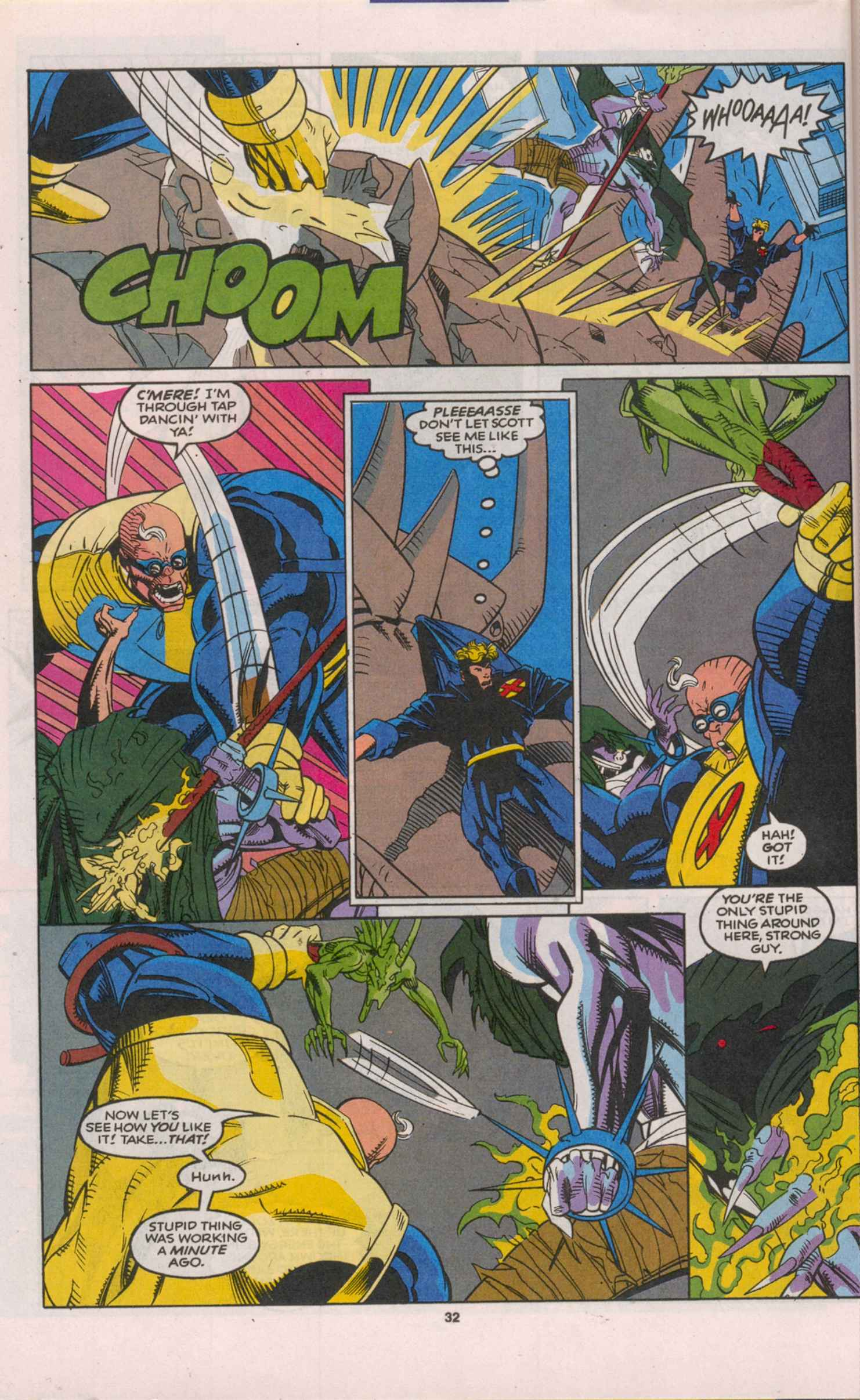 Read online X-Factor (1986) comic -  Issue # _ Annual 8 - 29