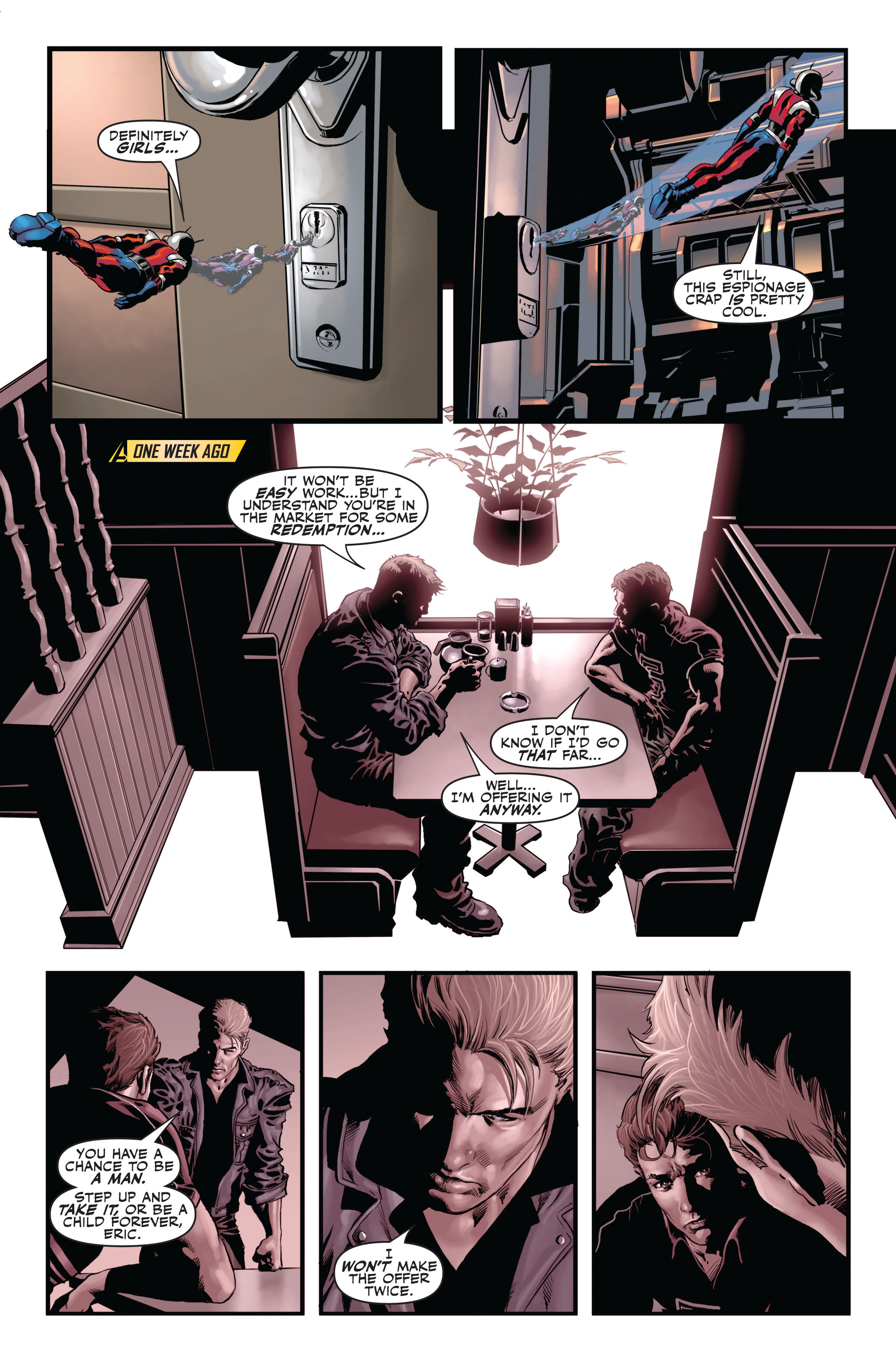 Read online Secret Avengers (2010) comic -  Issue #1 - 15