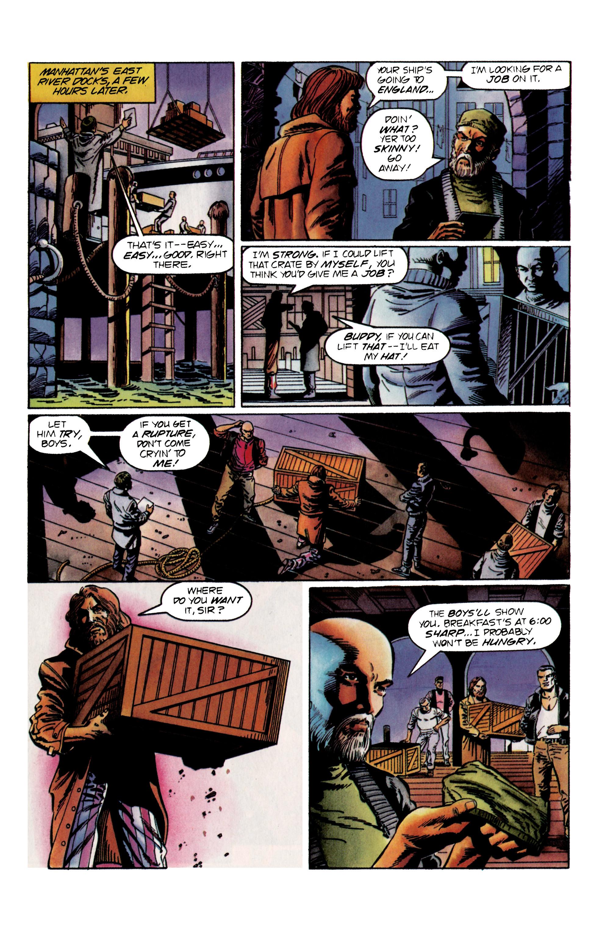Read online Eternal Warrior (1992) comic -  Issue #24 - 4