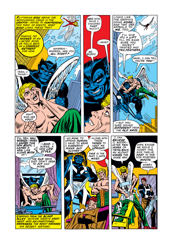 Read online Amazing Adventures (1970) comic -  Issue #15 - 11