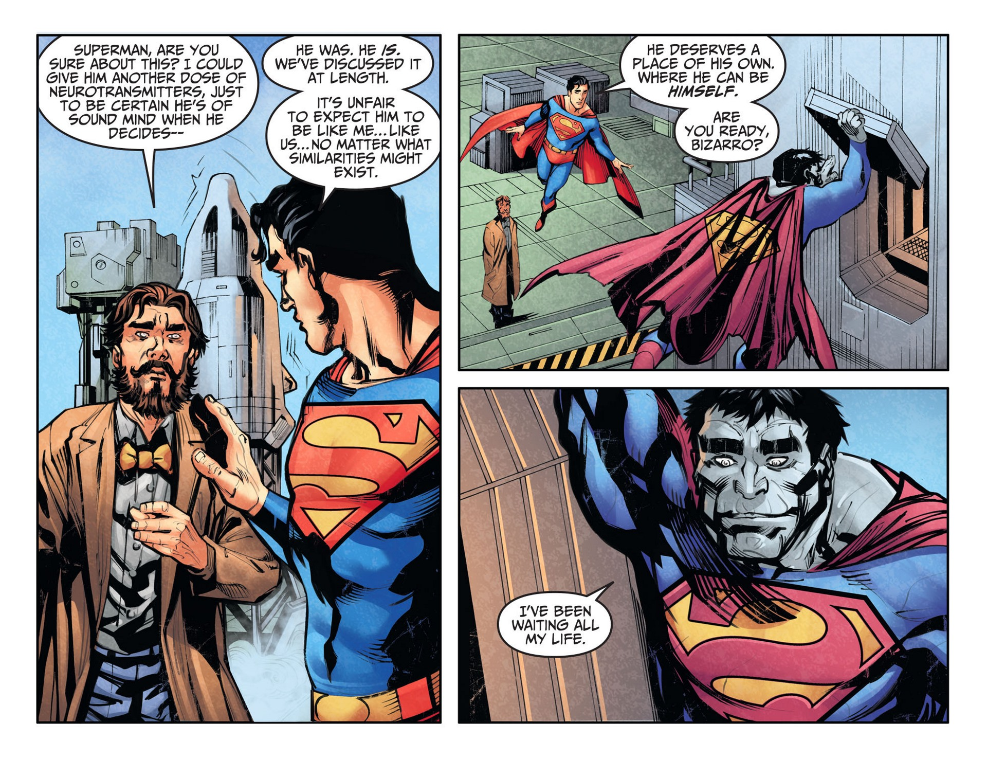 Read online Adventures of Superman [I] comic -  Issue #27 - 16