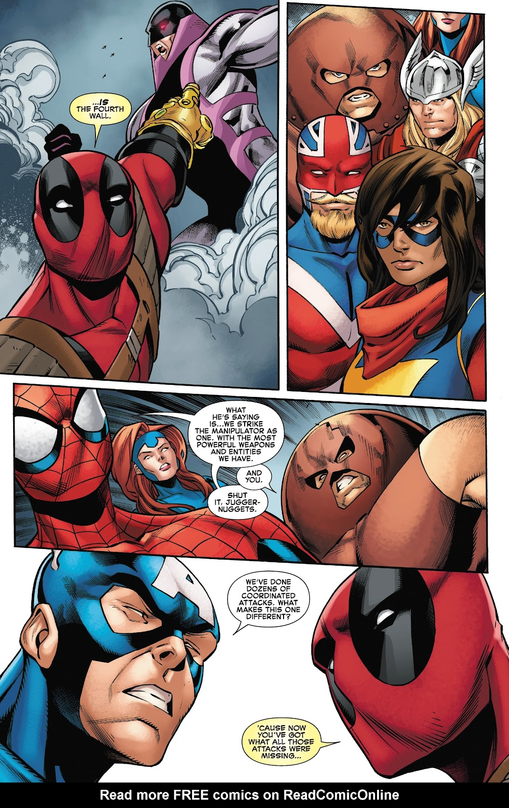 Read online Spider-Man/Deadpool comic -  Issue #49 - 15