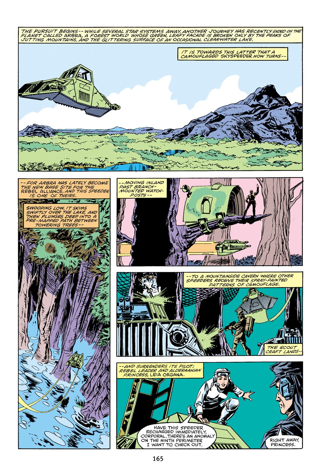 Read online Star Wars Omnibus comic -  Issue # Vol. 16 - 163