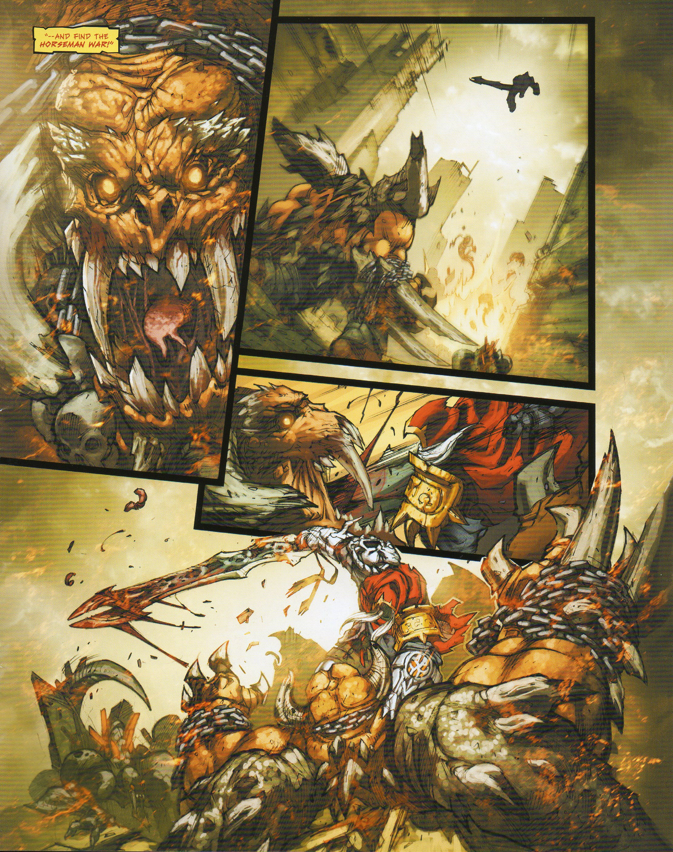 Read online Darksiders comic -  Issue # Full - 23