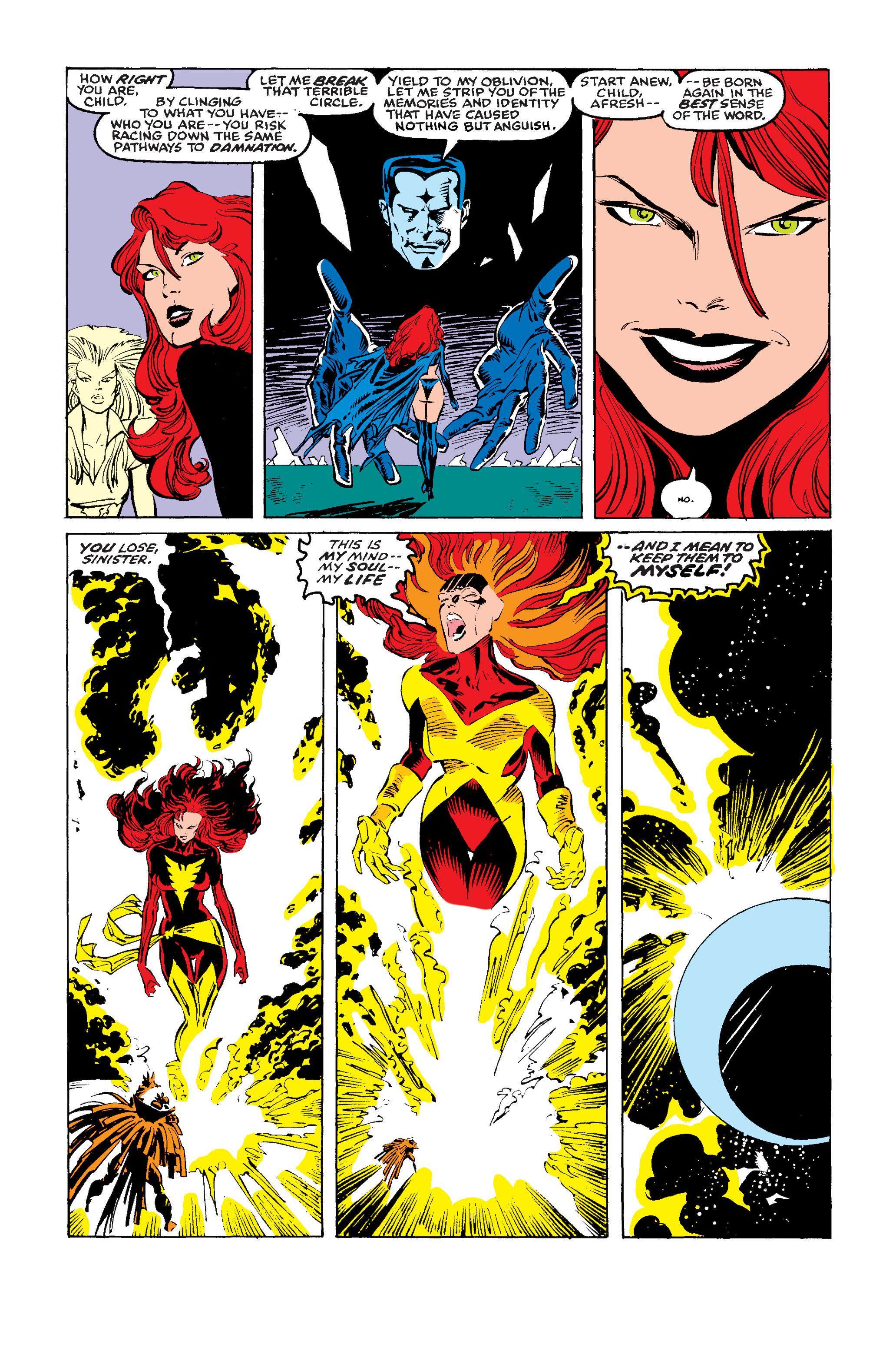 Read online Uncanny X-Men (1963) comic -  Issue #243 - 12