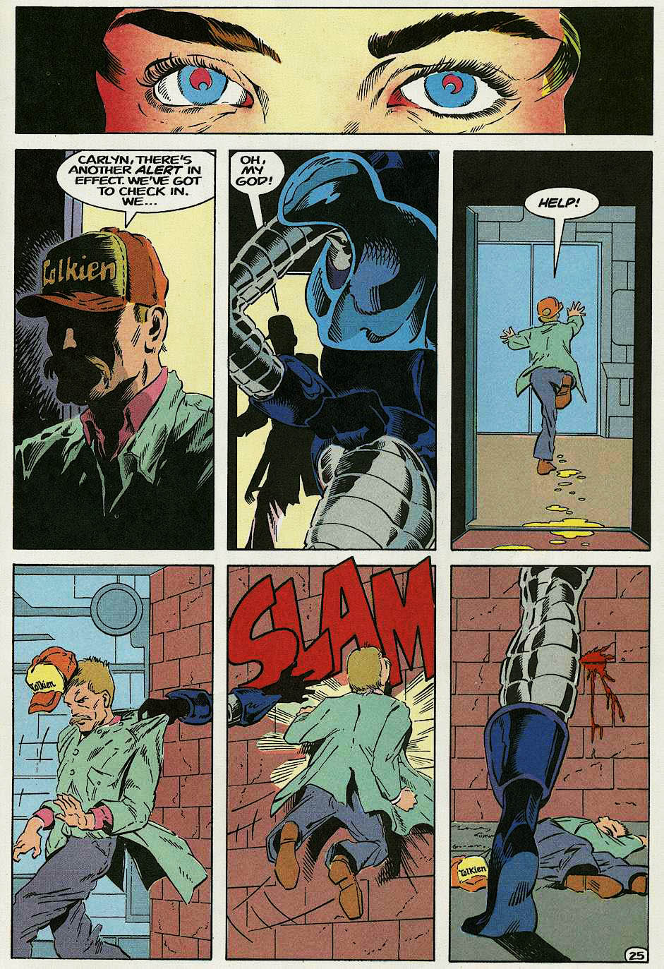 Elementals (1984) issue 17 - Page 27