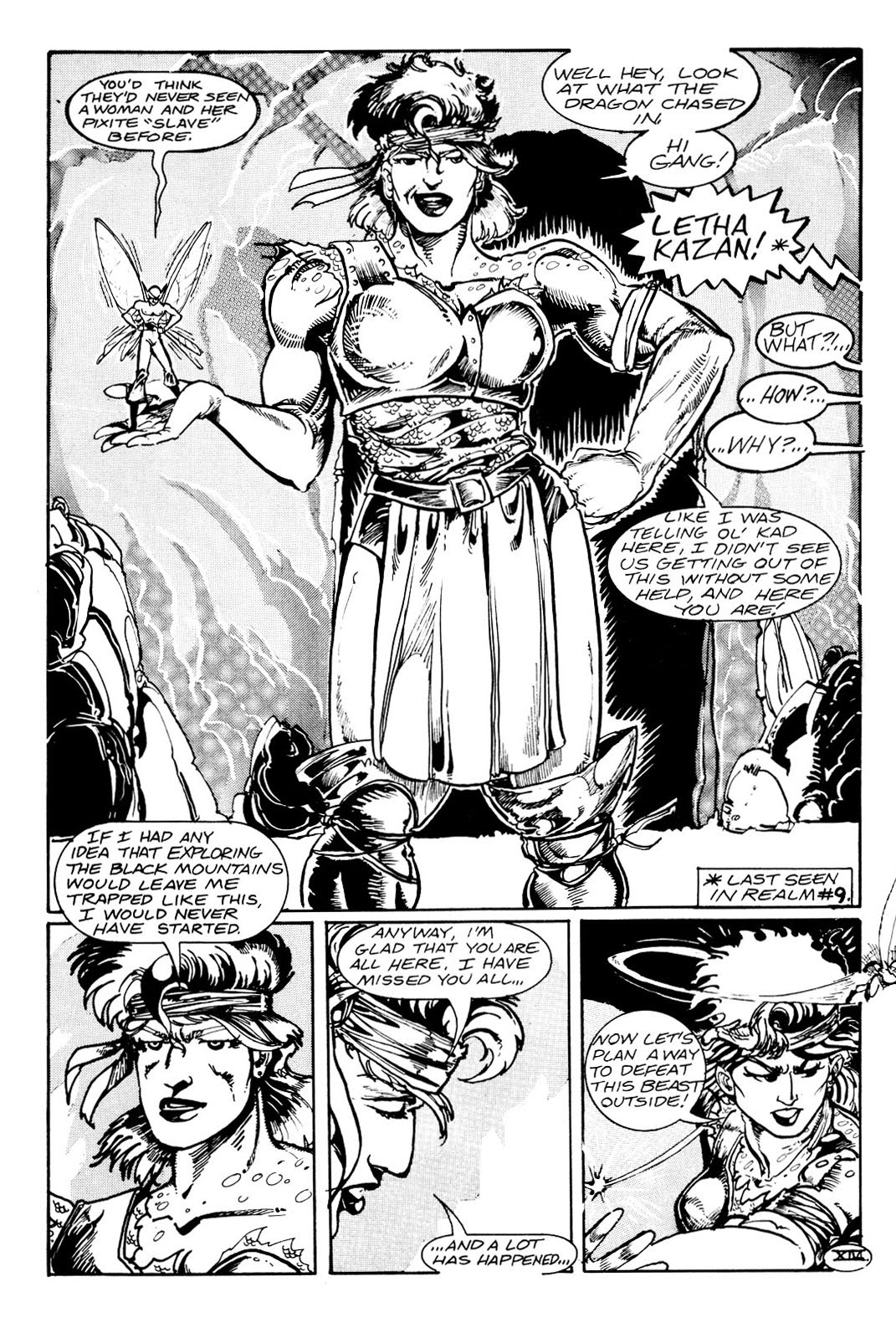 The Realm (1986) issue 18 - Page 16