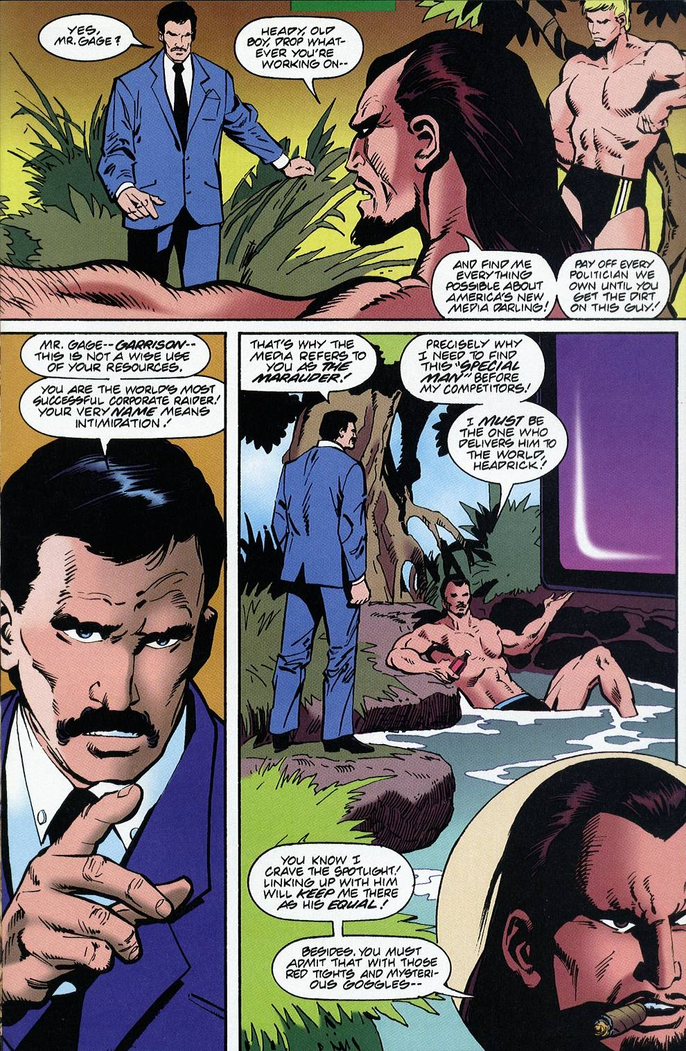 Read online Solar, Man of the Atom comic -  Issue #53 - 4