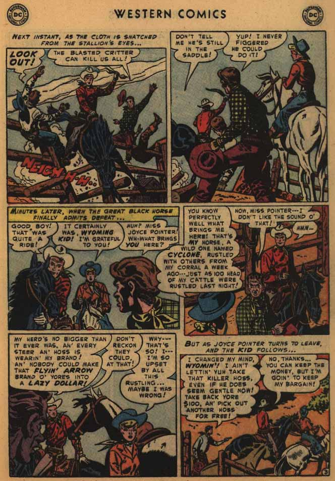 Western Comics issue 41 - Page 5