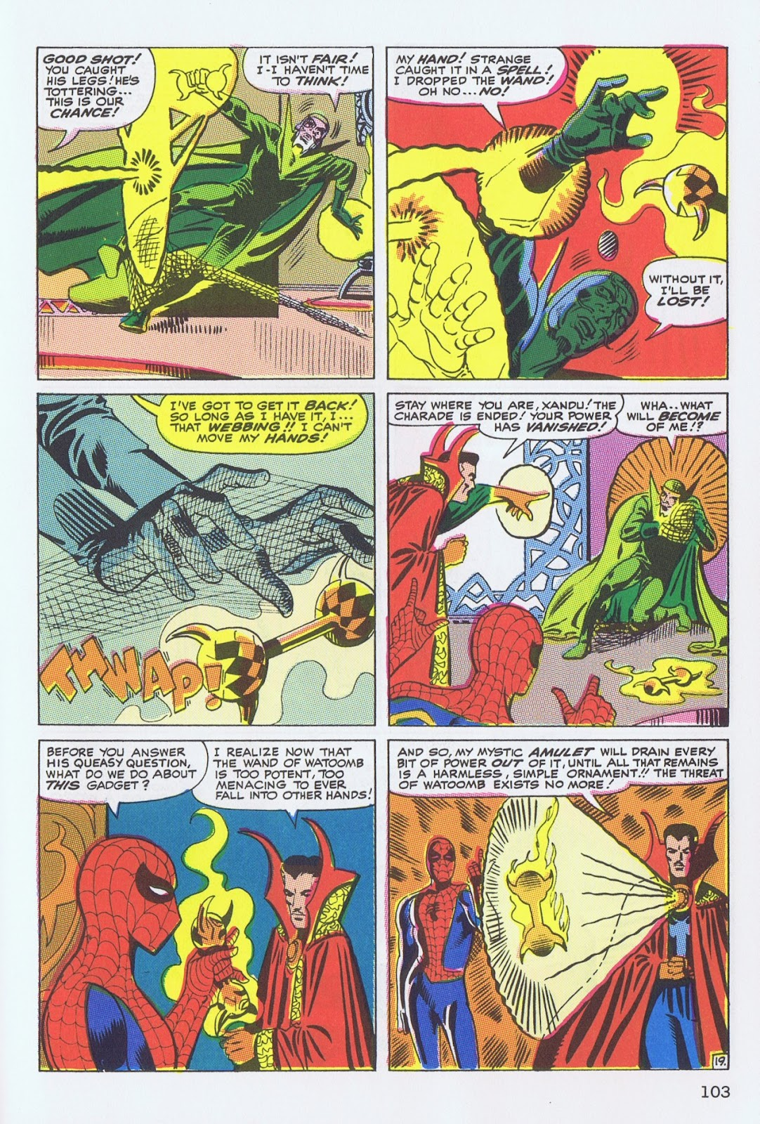 Doctor Strange: Master of the Mystic Arts issue TPB - Page 98