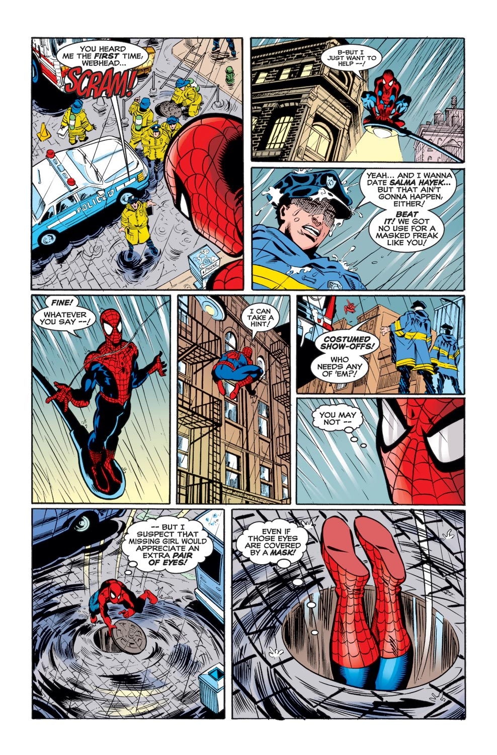 The Amazing Spider-Man (1963) 439 Page 10