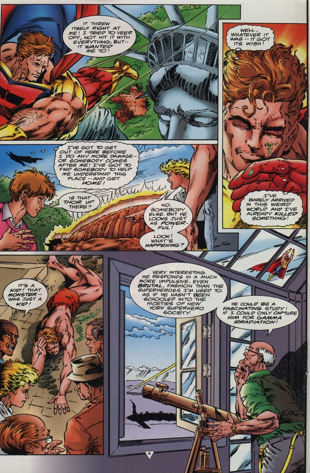 Read online Prime Vs. The Incredible Hulk comic -  Issue # Full - 7