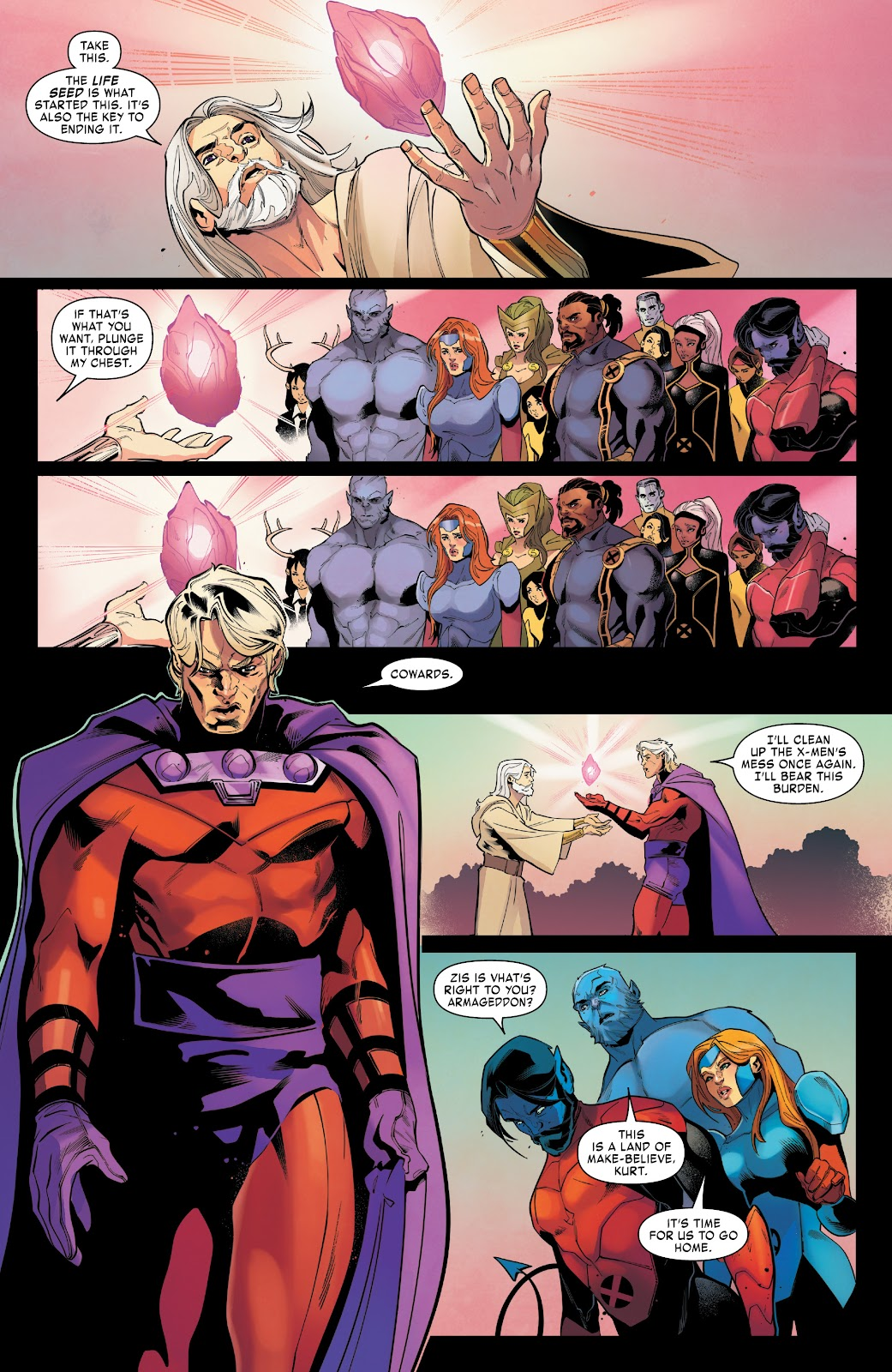 Read online Age of X-Man Omega comic -  Issue # Full - 26