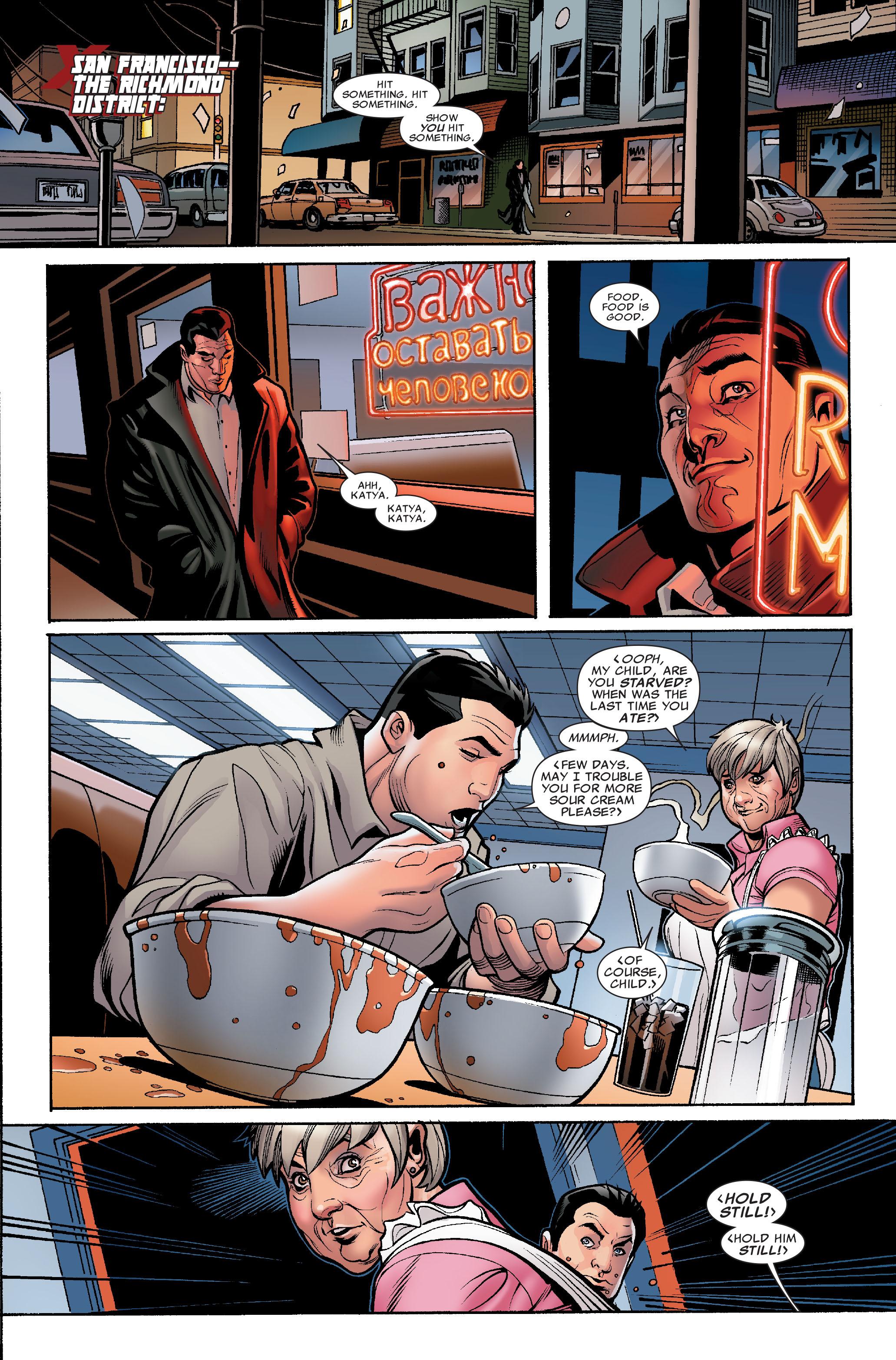 Read online Uncanny X-Men (1963) comic -  Issue #504 - 12
