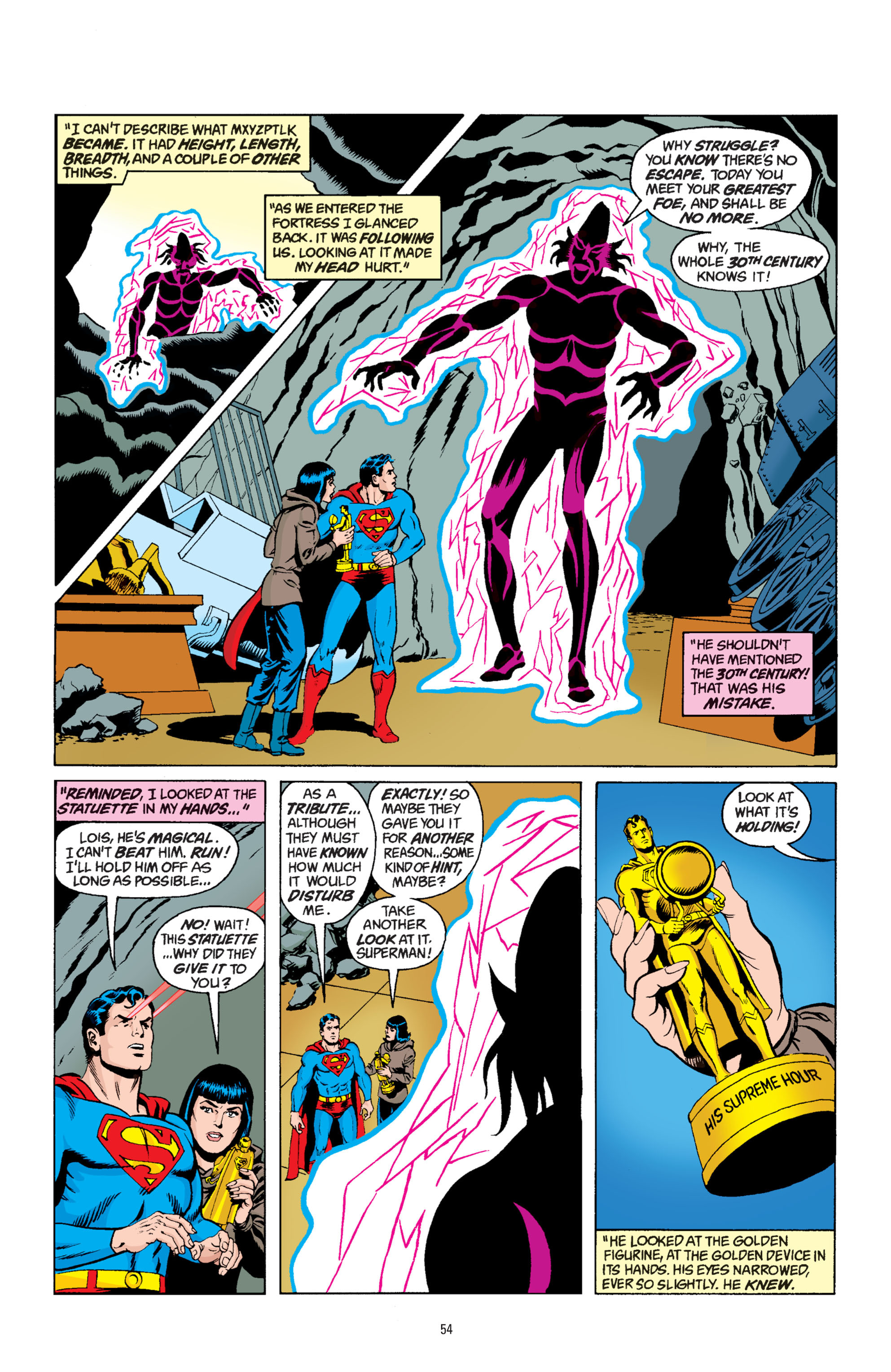 Read online Superman: Whatever Happened to the Man of Tomorrow? comic -  Issue # TPB - 53