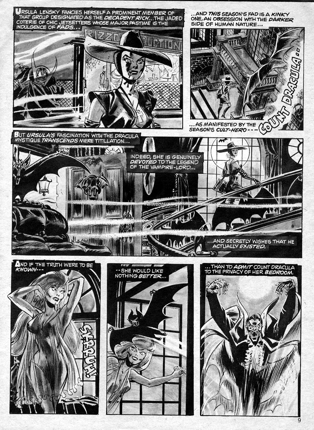 Dracula Lives issue 9 - Page 9