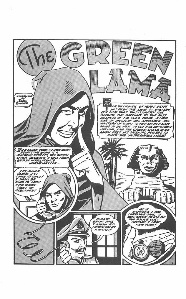 Read online Men of Mystery Comics comic -  Issue #25 - 28