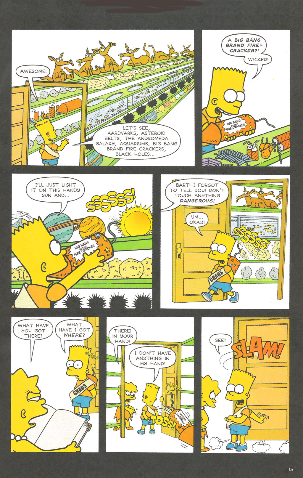 Read online Simpsons Comics comic -  Issue #111 - 14