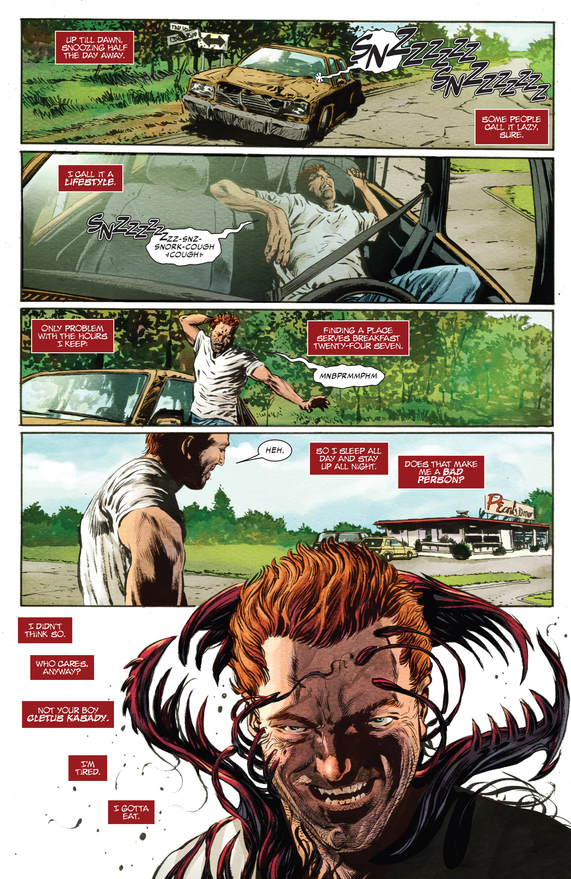 Read online All-New, All-Different Point One comic -  Issue # Full - 11