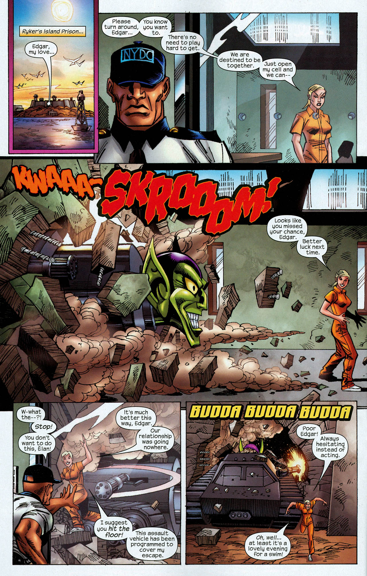 Read online Amazing Spider-Girl comic -  Issue #22 - 20