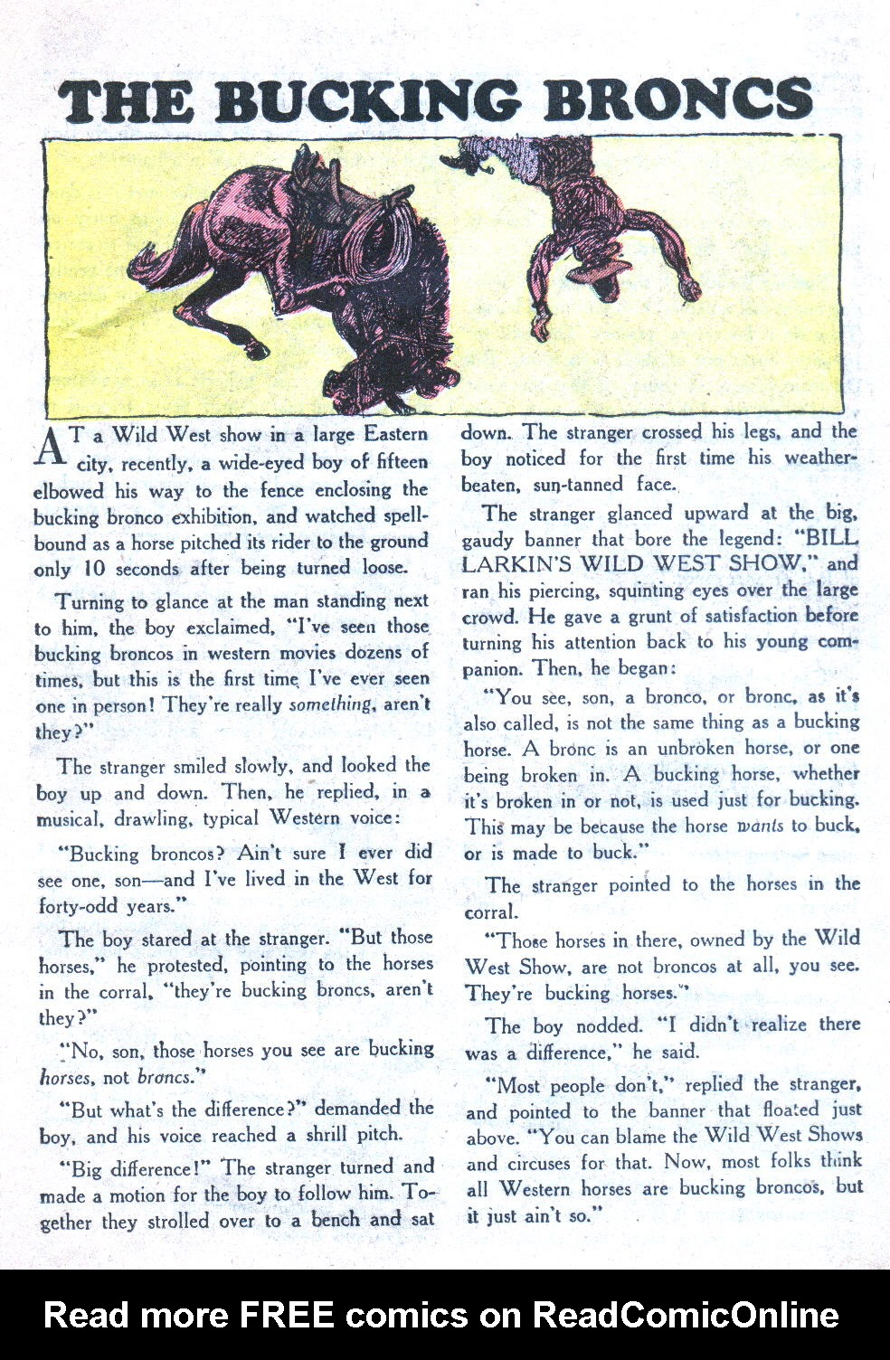 Read online All-Star Western (1951) comic -  Issue #77 - 25