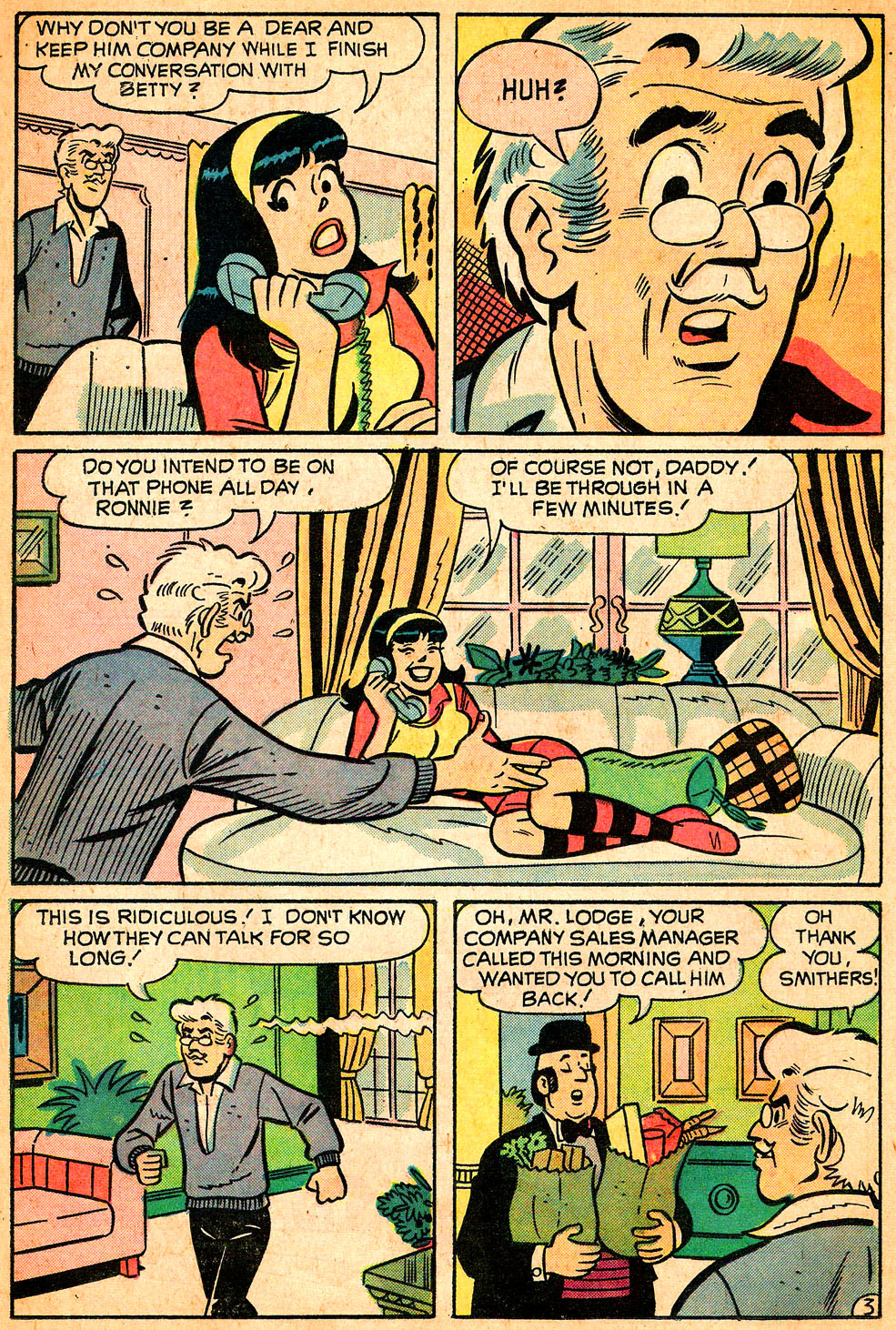 Read online Archie's Girls Betty and Veronica comic -  Issue #218 - 22
