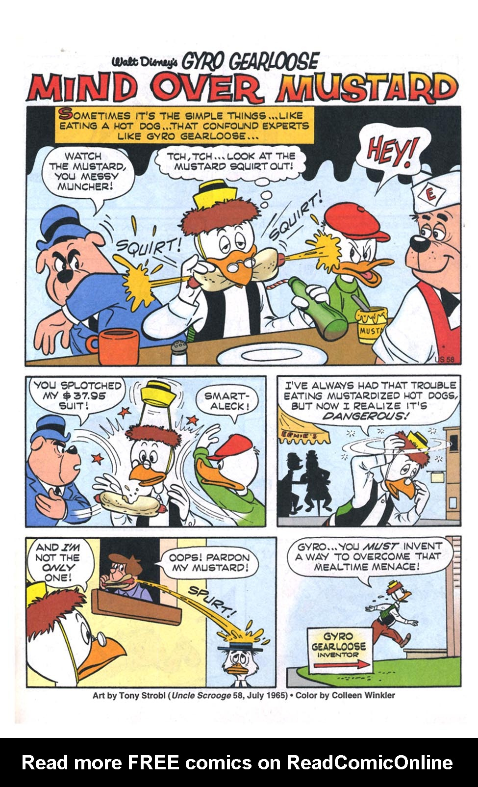 Read online Uncle Scrooge (1953) comic -  Issue #301 - 12